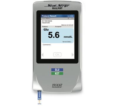 Statstrip 174 And Statstrip 174 Xpress 174 2 Glucose Ketone Meters